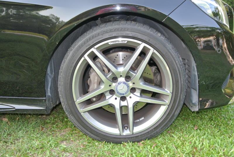 Mercedes-Benz E 400 Avantgarde - 07
