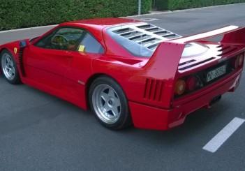 100815coys-1992 Ferrari F40_Coys Nurburgring