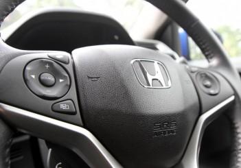 Honday City steering wheel