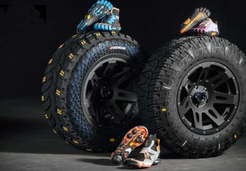 Hankook Tire and Vibram collaboration