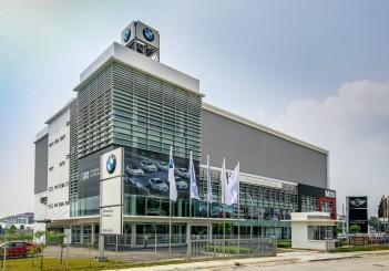 BMW and MINI 4S facility - 01  Wheelcorp Premium in Setia Alam