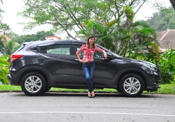 Honda HR-V - 70 Vivian Tah