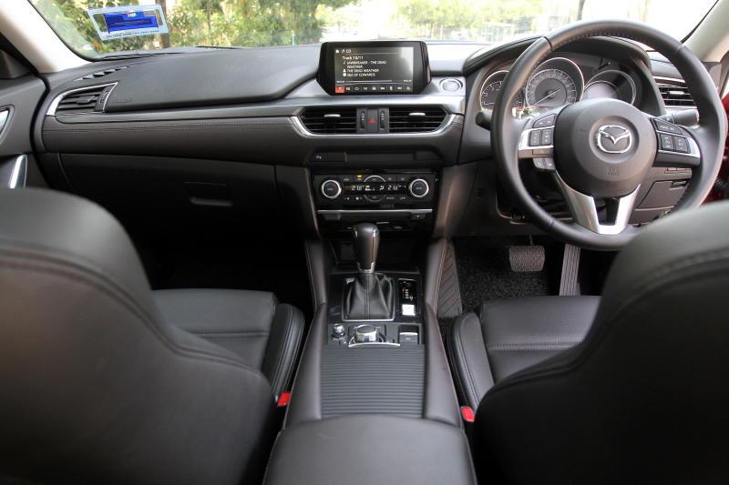 Why the Mazda6 appeals | CarSifu