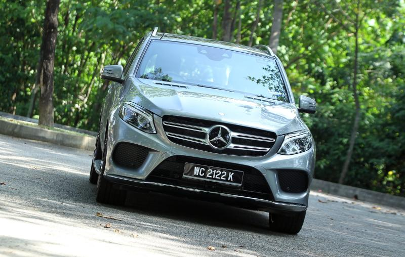 Mercedes-Benz GLE 400 - 04