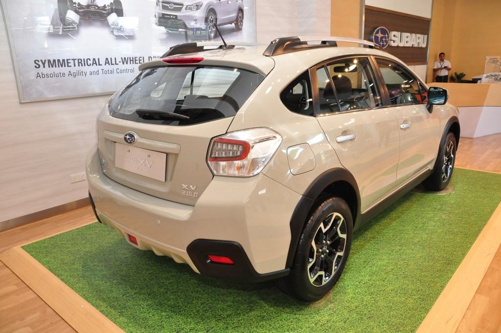 Subaru XV (MY16) arrives in Malaysia | CarSifu