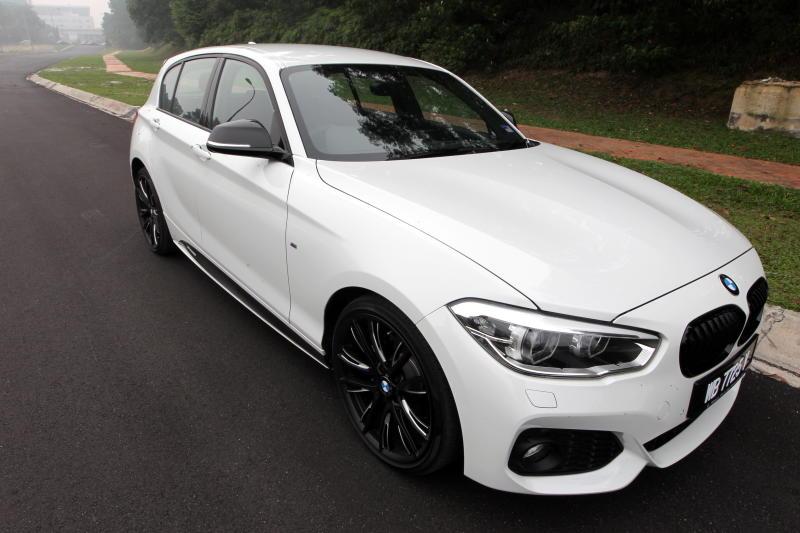 BMW 120i M Sport - 03