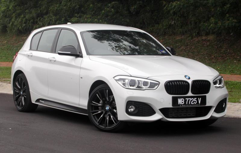 BMW 120i M Sport - 12
