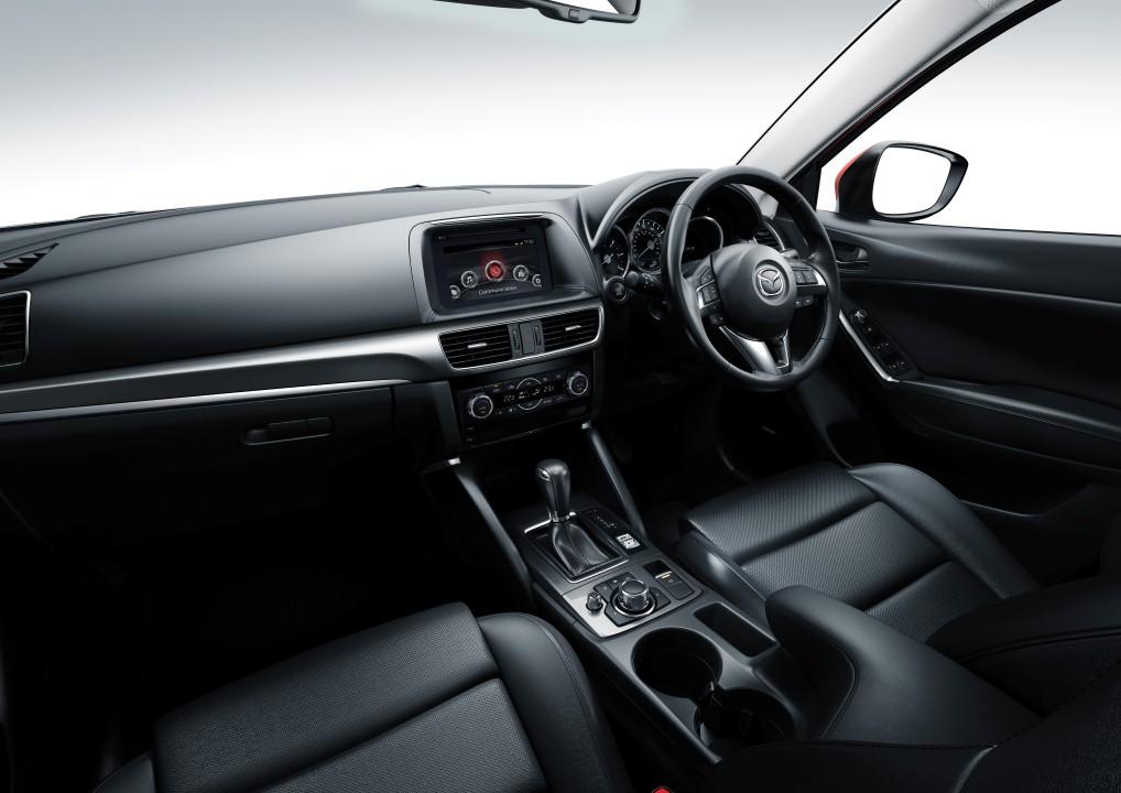 Updated Mazda Cx 5 Opens For Bookings Carsifu