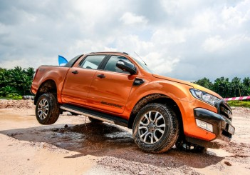Ford Ranger 3.2 Wildtrak - 01