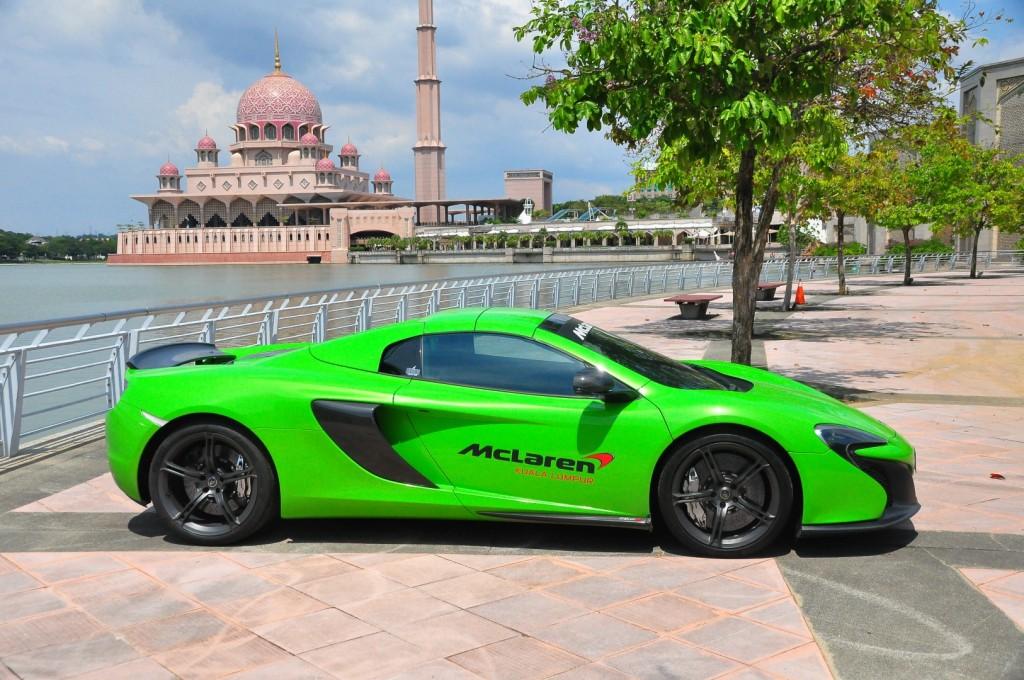 McLaren 650S Spider - 11