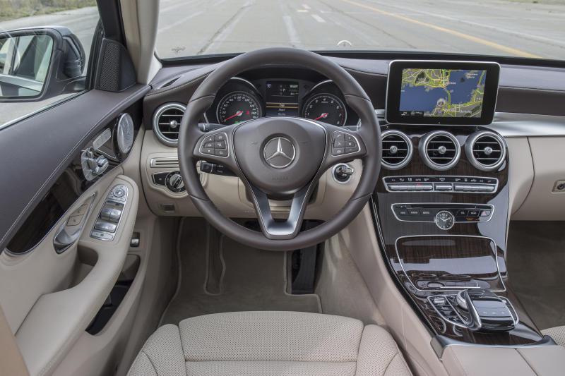 Mercedes-Benz C 350 e (W205) - 18