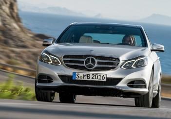 Mercedes-Benz E350 BlueTec