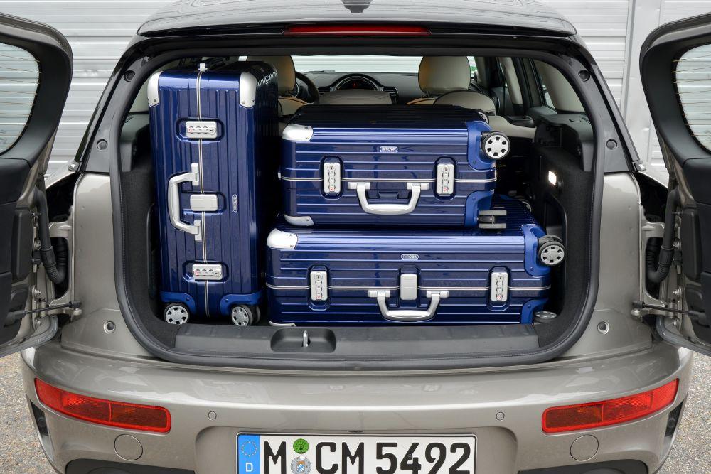 Carsifu Drives Mini Cooper S Clubman In Stockholm Carsifu
