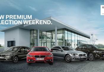 BMW Premium Selection Weekend