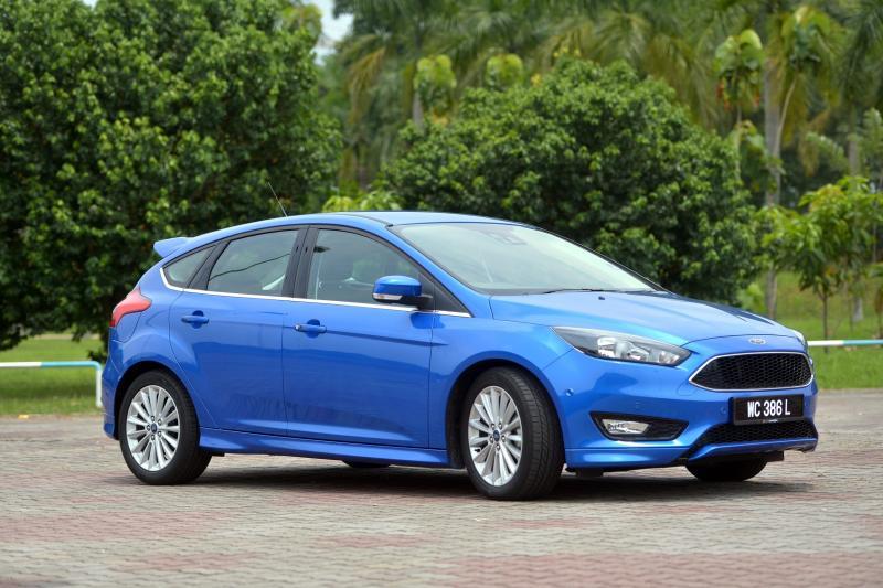 Ford Focus Sport+ - 03