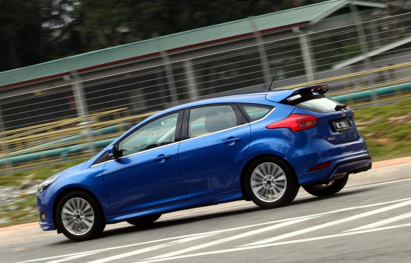 Ford Focus Sport+ - 09