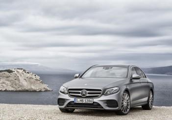 First drive of Mercedes-Benz E-Class in Portugal - VIDEOS | CarSifu