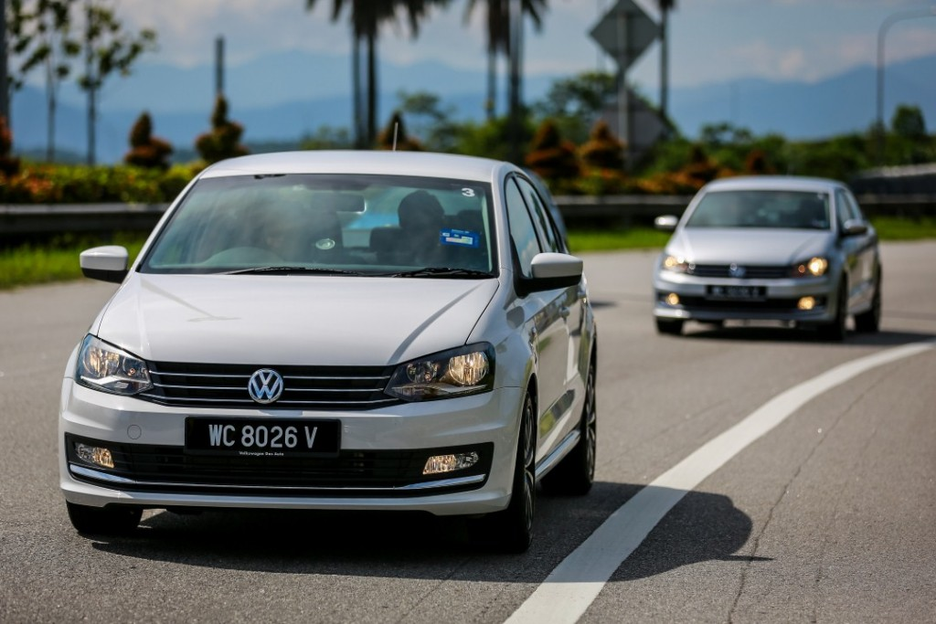 Volkswagen Vento Tsi Highline A Rewarding Driver S Car Carsifu