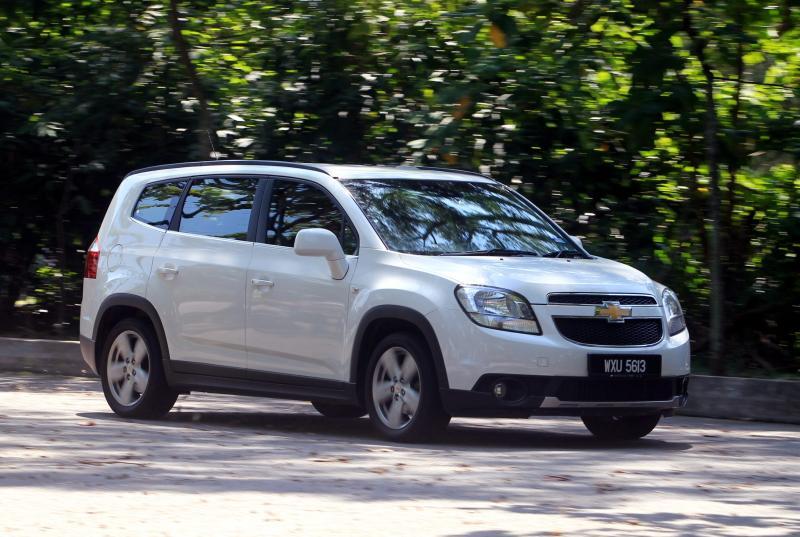 Carsifu Checks Out Chevrolet Orlando Carsifu