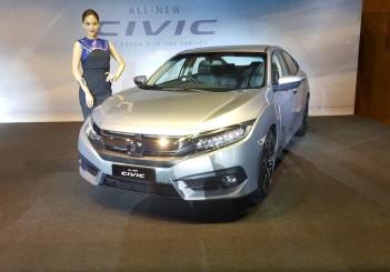 Honda Civic 1.5TC-P - 002