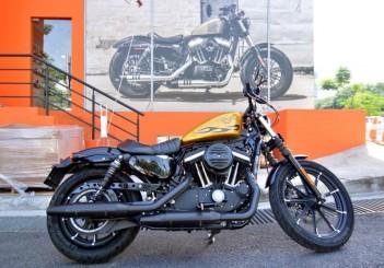 Harley-Davidson Iron 883 - 03