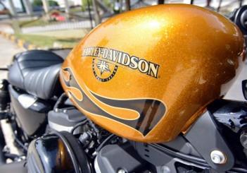 Harley-Davidson Iron 883 - 08-1