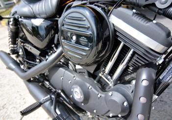 Harley-Davidson Iron 883 - 13
