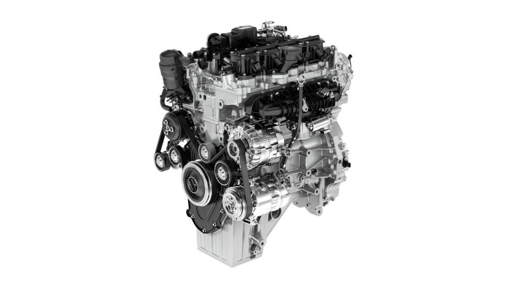 Jaguar Land Rover Ingenium petrol engine - 02