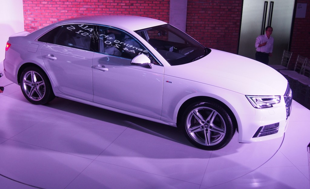 New Cbu Audi A4 Launched In Malaysia Priced From Rm249k Carsifu