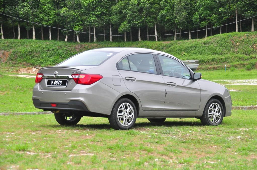 Proton Saga - 20 Premium
