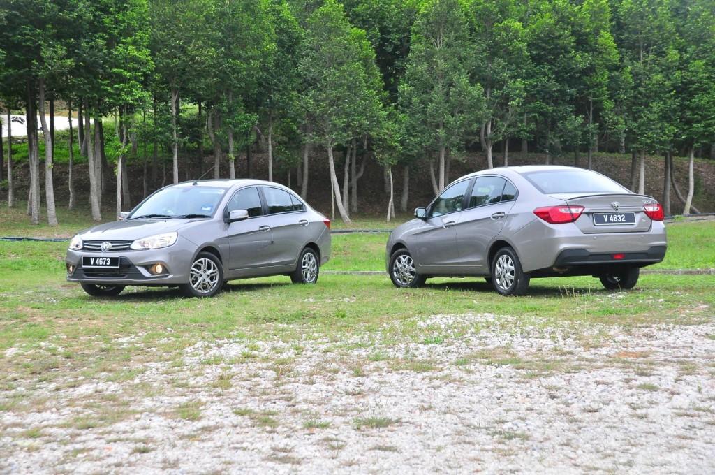 Proton Saga - 32 Premium (L) and Executive
