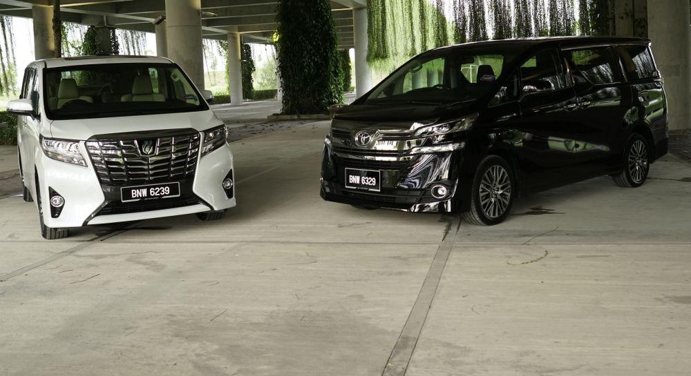 4af3c9cc0e New Toyota Alphard and Vellfire compared. By CARSIFU