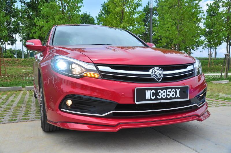 Proton Perdana (Honda Accord) - 07