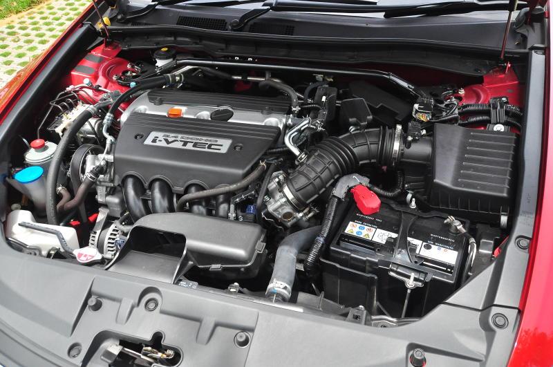 Proton Perdana (Honda Accord) - 13