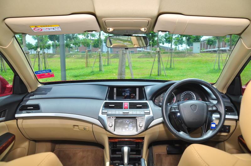 Proton Perdana (Honda Accord) - 14