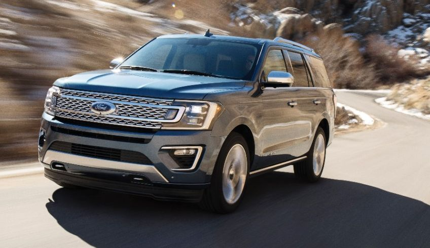 Ford Suv Models >> Ford Plans To Nearly Double Suv Models In Us By 2020 Carsifu