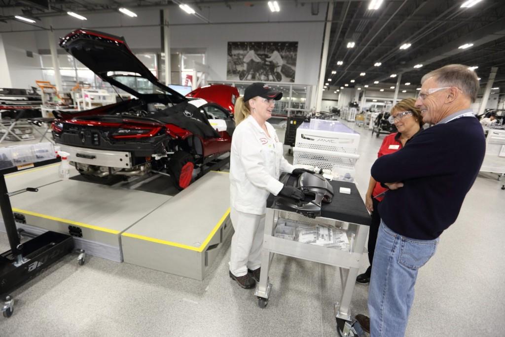 Acura NSX Insider Experience - 06
