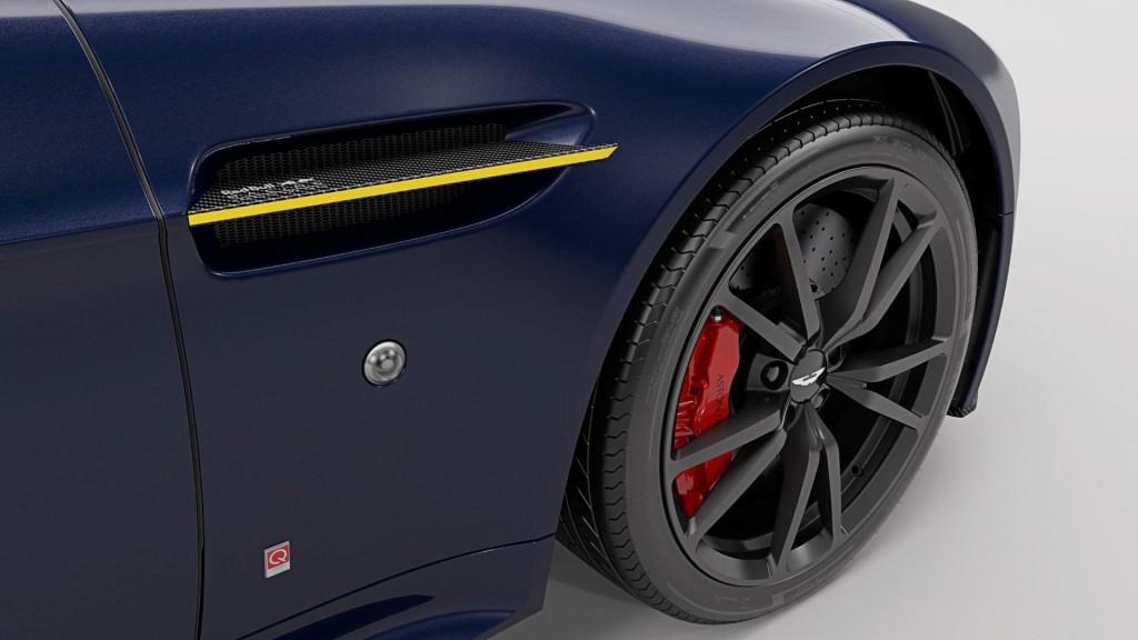 Aston Martin Vantage S Red Bull Racing Edition - 09