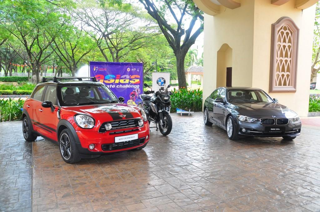 Bmw Is Official Automotive Partner For 2017 Le Tour De Langkawi