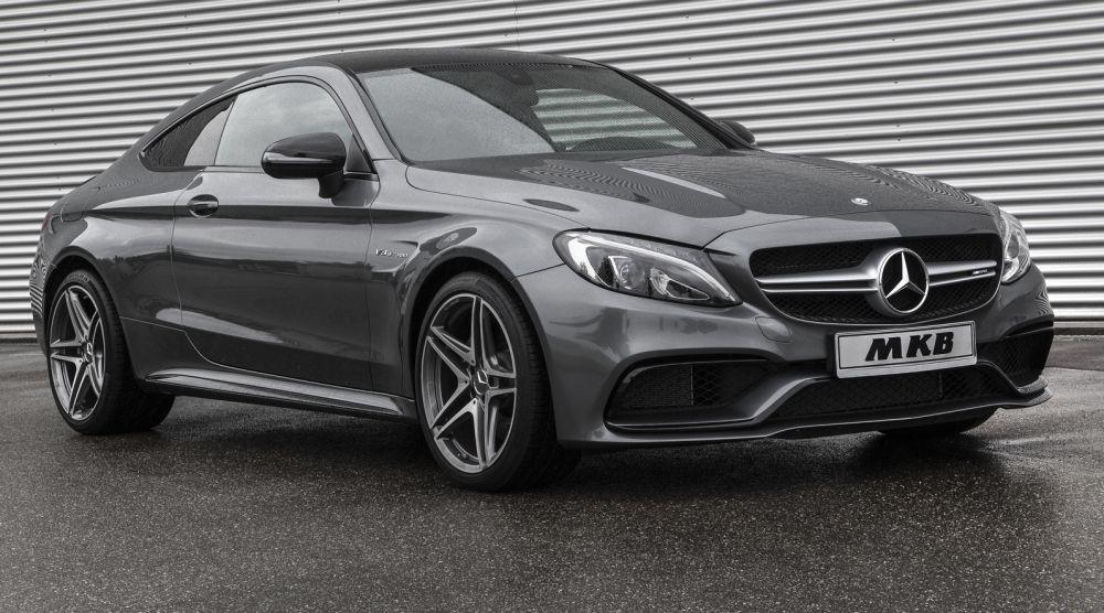 MKB teaches the Mercedes C-Class a new tune | CarSifu