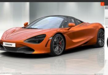 McLaren configurator_720S wheels