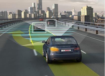 Bosch Highway Assist.