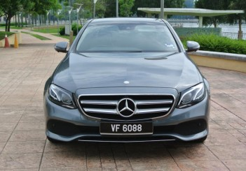 Mercedes-Benz turns out more polished E-Class   CarSifu