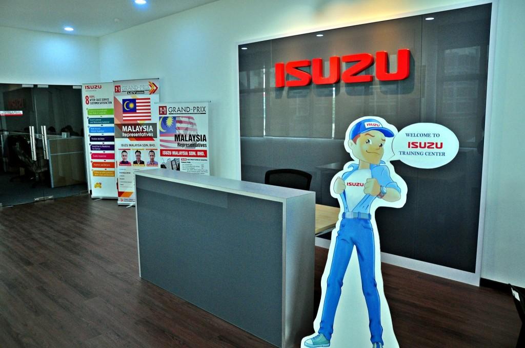 Isuzu Flagship after-sales facility - 05