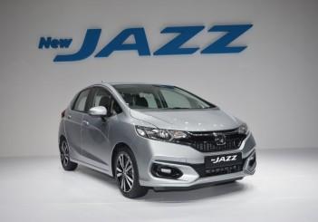 Carsifu 2017 Honda Jazz