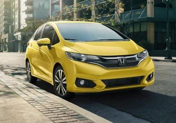 Honda Fit (Jazz) EXL