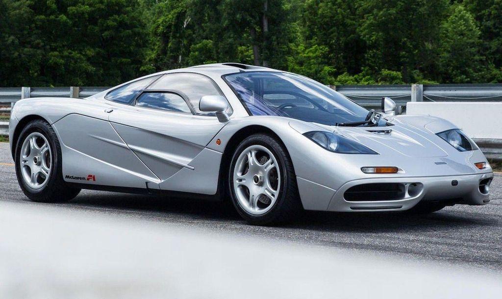 rare first usa-spec mclaren f1 to be auctioned | carsifu