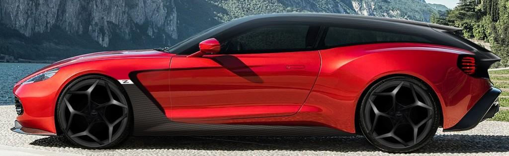 Aston Martin Vanquish Zagato Shooting Brake - 01