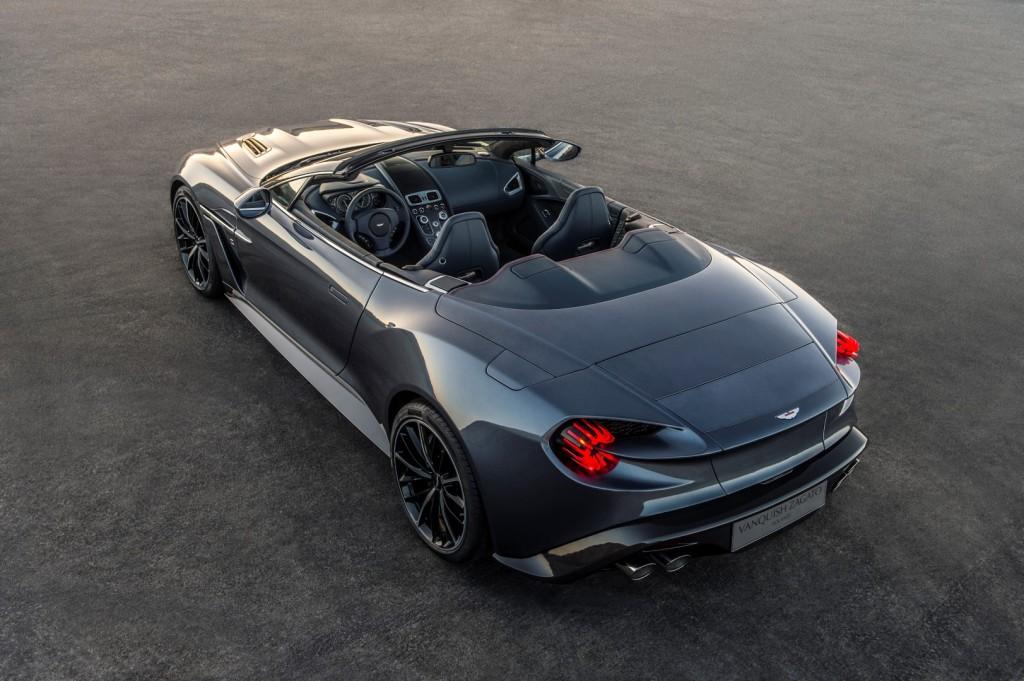 Aston Martin Vanquish Zagato Volante - 03