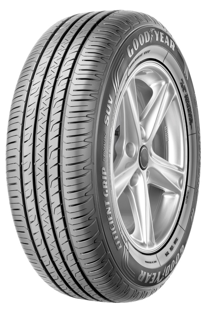 Goodyear EfficientGrip Performance SUV_Top View